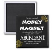 Money magnet...lol.  #StockingFillers #Christmas2015