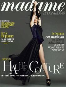 Paz Vega covers Madame Figaro March 2013 by Nico Bustos