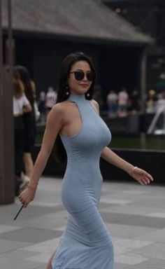 Sexy Dresses, Nice Dresses, Jolie Photo, Beautiful Asian Women, Sexy Asian Girls, Asian Woman, Asian Beauty, Sexy Women, Beauty Women