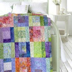 Beautiful Batik Quilts