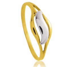Bague Or Malibu - Murat Paris Life Symbol, Plaque, Latest Fashion, White Gold, Jewels, Lady, Ladies White, Rings, Gold Plating
