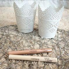 Catrice Highlighter Pen ✨ @catrice.cosmetics  Verwende diese 2 #catricelidschatten #catricehighlighterpen sehr gerne, vor allem wenn die Zeit knapp ist. Einfach und schnelle Anwendung.  Sehen echt hübsch aus  like it  #catrice #catricecosmetics #catriceproducts  #bloggerslife #blogger_at #austrianblogger #blogger #makeup