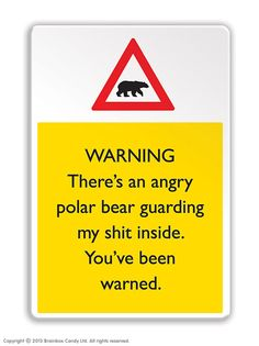 brainboxcandy.com - Polar Bear Fridge Magnet, £1.25 (http://www.brainboxcandy.com/polar-bear-fridge-magnet/)