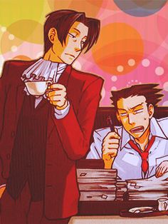1111 Best Objection Images In 2020 Phoenix Wright Apollo