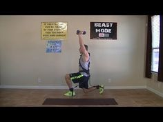 Burn 2x the calories in this fat loss workout with the Mass Suit. This 30 minute fat loss training routine only requires a pair of dumbbells...