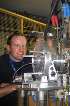 Studying Engineering At The Open University Led Michael Owen To A Career In Nuclear Research