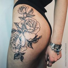40 Attractive Sleeve Tattoos for Women, click now. Best Tattoos For Women, Popular Tattoos, Trendy Tattoos, Sexy Tattoos, Unique Tattoos, Body Art Tattoos, Girl Tattoos, Tatoos, Flower Hip Tattoos