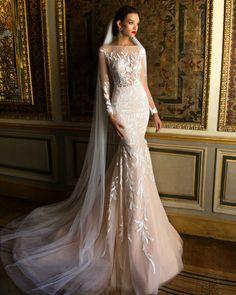 Long Sleeve Wedding Dress | Milla Nova 2017 Wedding Dresses www.elegantwedding.ca