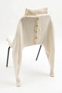 Winter chair.