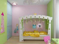 Дизайн-проект интерьера квартиры в стиле жилого минимализма. Архитектор Рихтер Ирина  INSIDE-STUDIO Prague Toddler Bed, Prague, Baby, Furniture, Studio, Home Decor, Child Bed, Decoration Home, Room Decor