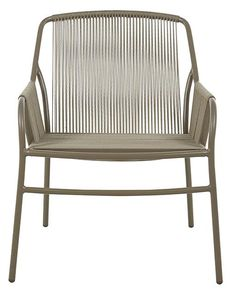 GlobeWest - Granada Rope Occasional Chair