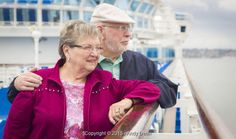 Andy Dean: Happy Senior Couple Enjoying The View From Deck of a Luxury Passenger Cruise Ship. - Stock Photos & Images | Stockafe.com #stockafe #stockphotography