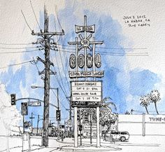 La Habra, CA
