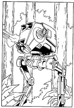 Star+Wars+Printable+Coloring+Pages | Coloring Pages | Pinterest ...