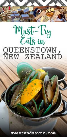 A Foodie's Guide to Eating in Queenstown, New Zealand