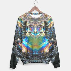 'Abstractism' <> Sweaters are ready printed with my abstract photography, from Live Heroes!