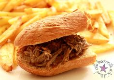 ☆ Pulled Pork au Cola ☆ {Cookeo or Not}