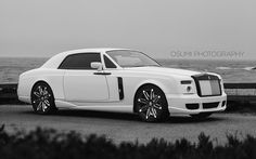 Rolls Royce Phantom Coupe.
