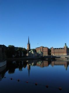Stockholm   (Maybe Baby by Kim Golden)
