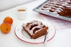 SWEET SUNDAY: Marillen-Schoko-Kuchen