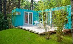 Casa Container Pequena e Aconchegante (10 cases entre 15 m² e 45 m²)