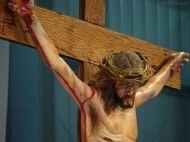 Papel de Parede Cristo Na Cruz