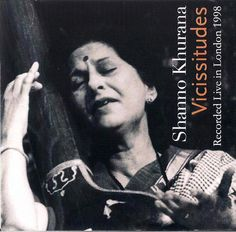 Shanno Khurana is an Indian classical vocalist who was recorded by UNESCO as part of intangible heritage of the world.