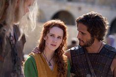 The Dovekeepers - Yael and Amram