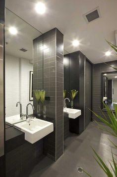 Commercial Bathrooms Designs Commercial Bathroom Lighting  Google Search  I Design Restrooms