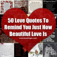 Love can be tough to put into words at times. This collection of 50 love quotes will help you remember how beautiful and great love truly is. Special Love Quotes, Love Poem For Her, Love Quotes For Him Romantic, Love Quotes For Girlfriend, Soulmate Love Quotes, Beautiful Words Of Love, Love Picture Quotes, Deep Quotes About Love, Quotes About Love And Relationships