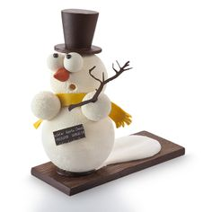 Bonhomme de neige (Vincent GUERLAIS)