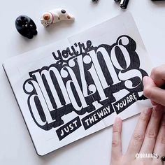 Likes, 103 Comments - Oraarts Hand Lettering Styles, Hand Lettering Quotes, Doodle Lettering, Creative Lettering, Typography Letters, Lettering Design, Doodle Art Letters, Letter Art, Drawing Quotes