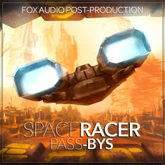 Space Racer - Pass-bys Sound Effects library: https://www.asoundeffect.com/sound-library/space-racer-pass-bys/