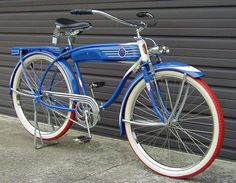 1939 Hawthorne Zep - Picture #1 - Dave's Vintage Bicycles