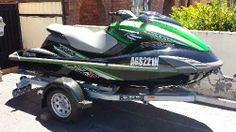 2012 YAMAHA FZS WAVERUNNER   EXCELLENT CONDITION   ENGINE: FOUR-CYLINDER, SUPERCHARGED/INTERCOOLED   4 STROKE ENGINE   3 SEATER    65HRS  1 YR WARRANTY  1 YEAR REGO  SALES TRAILER  LOG BOOK AND SERVICE UPTO DATE  INBOX FOR MORE DETAILS  AUD $15,500 O.N.O