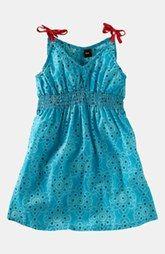 Tea Collection 'Ocean Jewel' Dress (Little Girls & Big Girls)