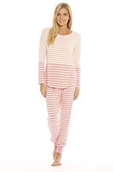 48c32f0b3 CS601078-2-3X Christian Siriano New York Women Sleepwear / Pant Sets /  Woman Pajamas at Amazon Women's Clothing store: