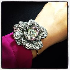 Dream jewel.... Bangle by the genius that is JAR #tiffany tiffany engagement rings prices list