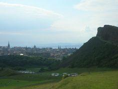 Edinburgh, my home