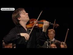 Excerpt from a live webcast on medici.tv from the 2010 Verbier Festival  28 July 2010    directed  by Anaïs Spiro    Verbier Festival Chamber Orchestra   Joshua Bell, violin    Beethoven : Violin Concerto in D, op. 61 (excerpt from 1st movement)