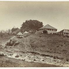Hospitaal (Militair) / Malang, anonymous, 1880 - 1888 - Rijksmuseum