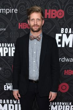 """""""Mickey Doyle"""".... Actor Paul Sparks at event of Boardwalk Empire (2010)"""