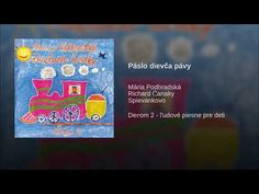 Deťom 2 - ľudové piesne pre deti - YouTube Youtube, Youtubers, Youtube Movies