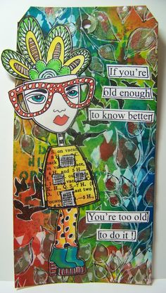 Dyan Reaveley tag art | ten thirty-six arts and crafts ... ellen vargo: Simon Says Stamp and ...