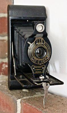 Kodak No. 2 A Folding Autographic by CuriousAndVintage on Etsy