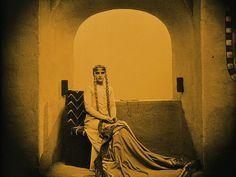 Die Nibelungen (I nibelunghi, 1924), Fritz Lang | Garden of Silence