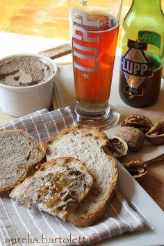 Profumi in cucina:   LUPP, la birra un1ca, e un paté per accompagnarla