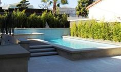 Small raised pool/ water feature | Back Yarders | Pinterest