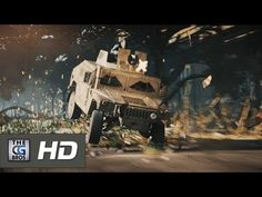 "CGI VFX Trailers HD: ""DAWN OF THE STUFF"" - by Alf Lovvold - YouTube"