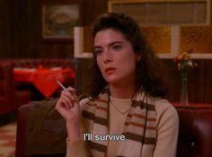 I'll survive.